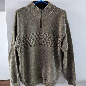 Vintage Denver Hayes grandpa sweater